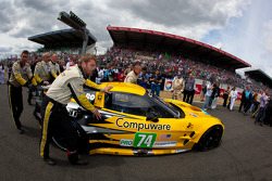 #74 Corvette Racing Chevrolet Corvette C6 ZR1