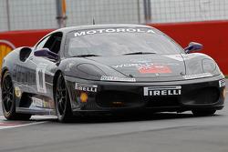 Ferrari of Houston Ferrari F430 Challenge: Chuck Toups