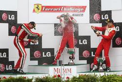 Ferrari of Houston Ferrari 458 Challenge: Cooper MacNeil, Ferrari of Ft. Lauderdale Ferrari 458 Challenge: Enzo Potolicchio, Ferrari of Silicon Valley Ferrari 458 Challenge: Harry Cheung