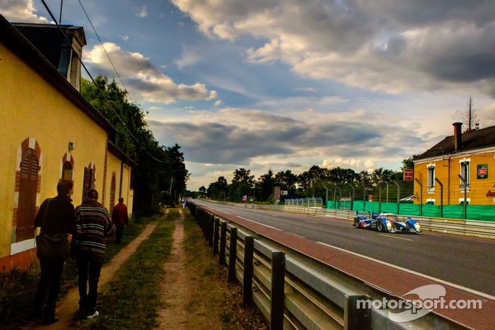 #7 Peugeot Sport Total Peugeot 908: Alexander Wurz, Marc Gene, Anthony Davidson