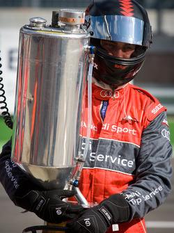 Audi Sport Team Abt Sportsline refueler
