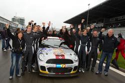 #146 MINI Motorsport Mini Cooper team
