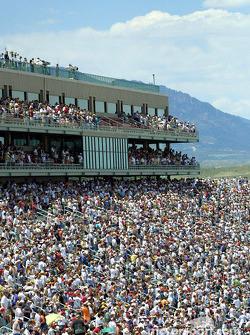 Pikes Peak fans