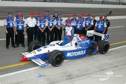 Michael Andretti and Team Green Motorola