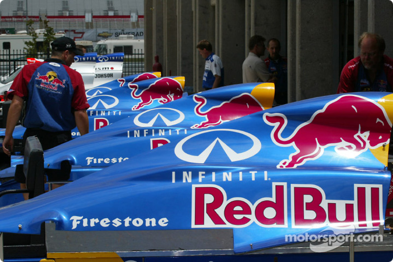 Cheever Indy Racing
