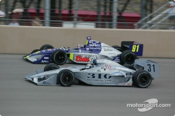 George Mack and Buddy Lazier