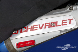 The new Chevrolet Gen IV engine