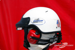 Chicagoland Speedway safety worker