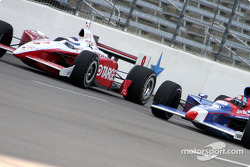 Scott Dixon and Bryan Herta