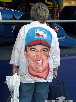 Al Unser Jr. fan