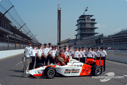 Gil de Ferran and Team Penske