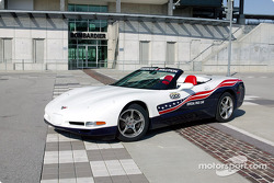 2004 Indianapolis 500 Corvette Convertible pace car