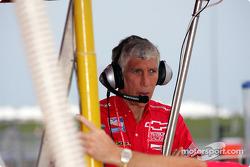 Patrick Racing team member