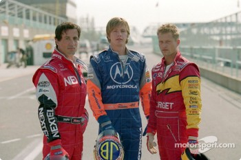 Sylvester Stallone, Kip Pardue and Til Schweiger