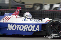 Micheal Andretti early on