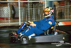 Paul Gentilozzi at Davy Jones KartZone