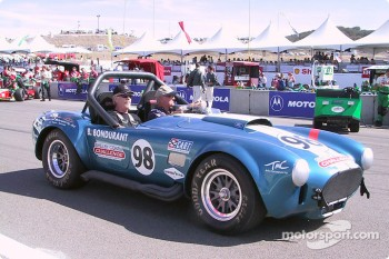 Shelby Cobra Challenge: Bob Bondurant