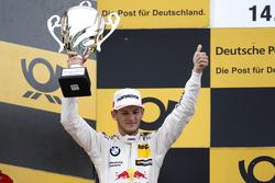 Podium: 2. Marco Wittmann, BMW Team RMG, BMW M4 DTM