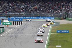 Miguel Molina, Audi Sport Team Abt Sportsline, Audi RS 5 DTM, führt