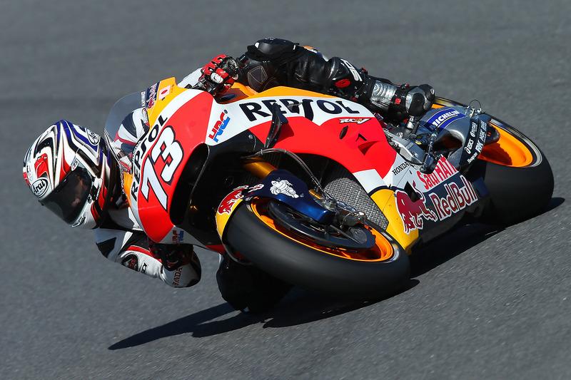 15. Hiroshi Aoyama, Repsol Honda Team