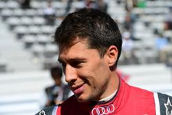 #8 Audi Sport Team Joest, Audi R18 e-tron quattro: Loic Duval