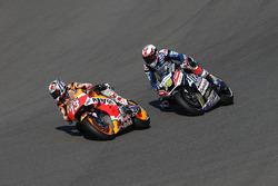 Hiroshi Aoyama, Repsol Honda Team; Loris Baz, Avintia Racing