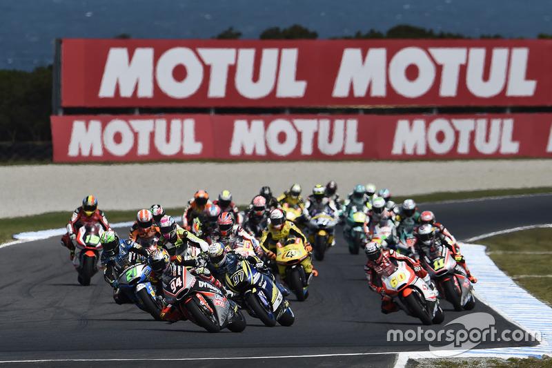 CIV Moto2 Moto2 y Moto3