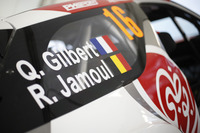 WRC Foto - Quentin Gilbert, Renaud Jamoul, Citroën DS3 WRC, Abu Dhabi Total World Rally Team