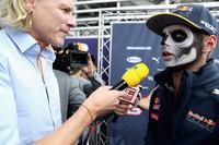 Formula 1 Fotoğraflar - Max Verstappen, Red Bull Racing medya ile