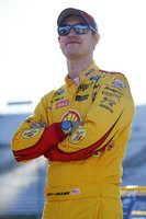 NASCAR Sprint Cup Foto - Joey Logano, Team Penske Ford