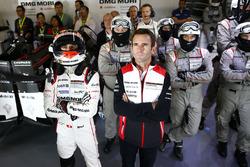 #2 Porsche Team Porsche 919 Hybrid: Romain Dumas, Neel Jani