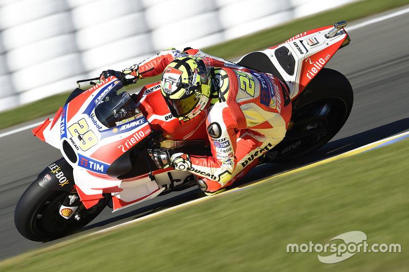 7. Andrea Iannone, Ducati Team