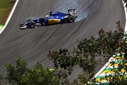 Marcus Ericsson, Sauber C35 spins