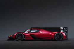 Mazda RT24-P Prototype unveiling