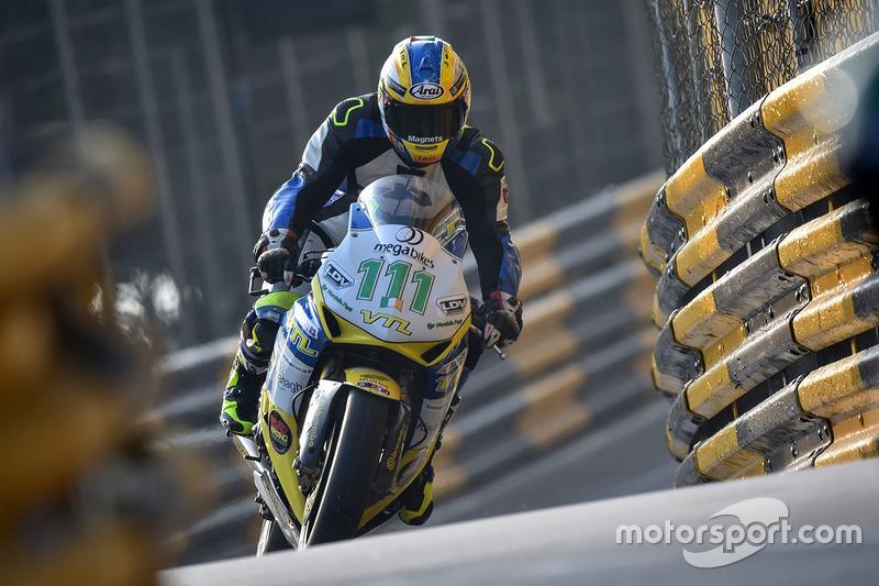 111. Brian McCormack, Honda