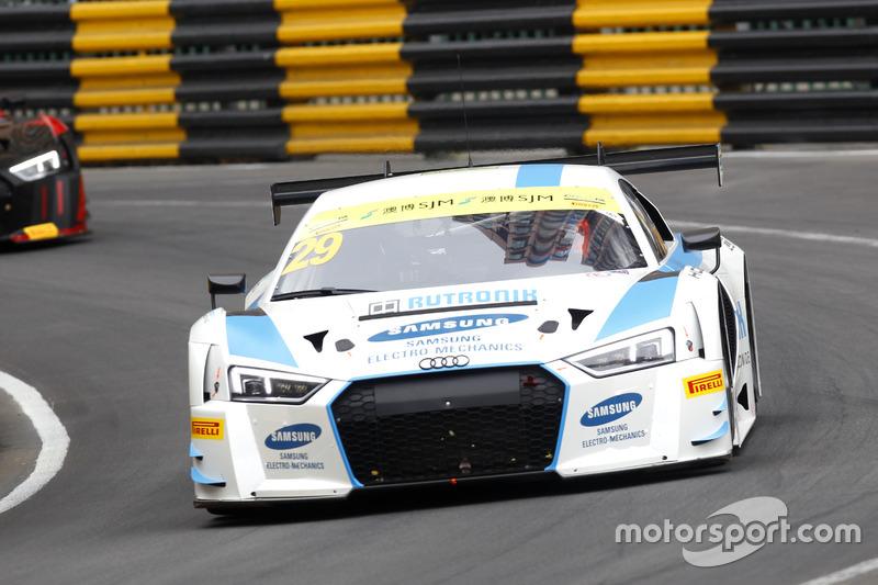 18. Tommy Tulpe, Team HCB-Rutronik-Racing, Audi R8 LMS