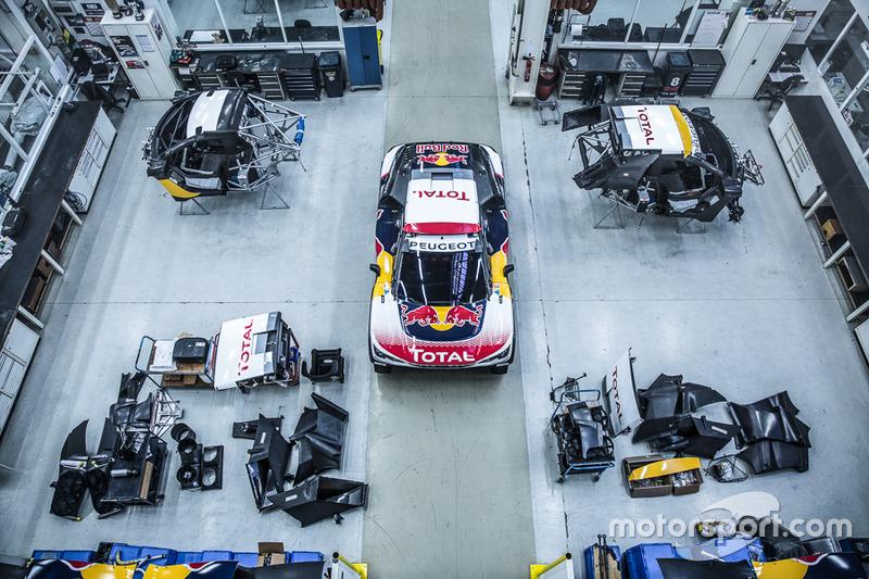 #9: Der Peugeot 3008 DKR