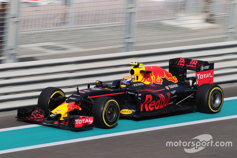 6. Max Verstappen, Red Bull Racing RB12