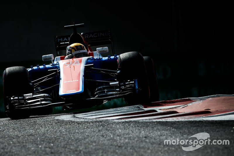 16. Pascal Wehrlein, Manor Racing MRT05