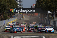 Supercars Fotos - Start: Jamie Whincup, Triple Eight Race Engineering, Holden