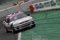 Rally: overig Foto's - Salvatore Riolo, Alessandro Floris, Subaru Legacy
