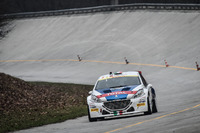 Rally: overig Foto's - Paolo Andreucci and Anna Andreussi, Peugeot 208 T16