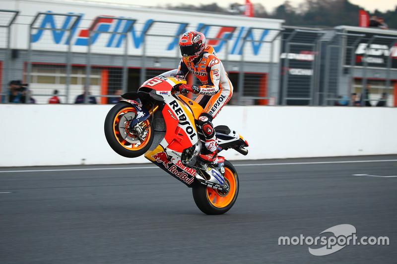 MotoGP Motociclista del Año