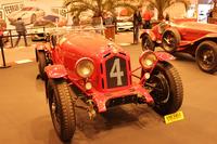 Automotive Photos - Vintage Ferrari car