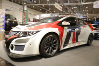 Automotive Photos - Honda Civic TCR