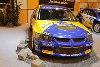Automotive Photos - Mitsubishi Rally