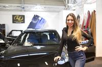 汽车 图片 - Modella del Motor Show