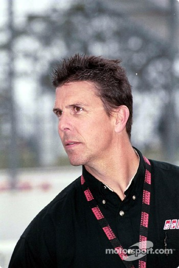 Speed channel's Scott Pruett