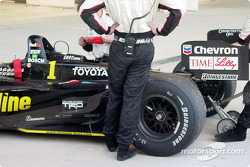 Haas-Newman crew members