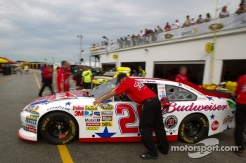 Car of Kevin Harvick, Richard Childress Racing Chevrolet
